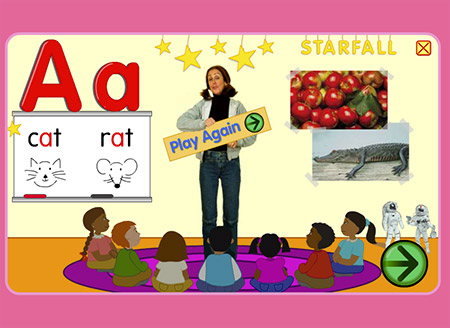"What does the short ""A"" sound say? Sing it!"
