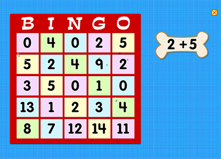 graphic relating to Addition Bingo Printable identified as Starfall Education and learning Functions Index