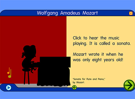 Do you think you'd like to write music like Mozart?
