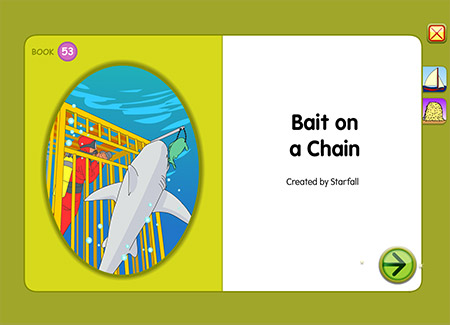 Bait on a Chain