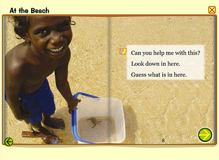 Have you caught a crab? Join these children as they play on the beach in Australia!
