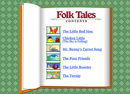Enjoy these awesome folk tales from around the world!