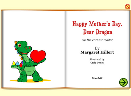 What will Dragon do for his mother on Mother's Day?