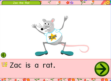 Grab your pan and fan, Zac the Rat is here!