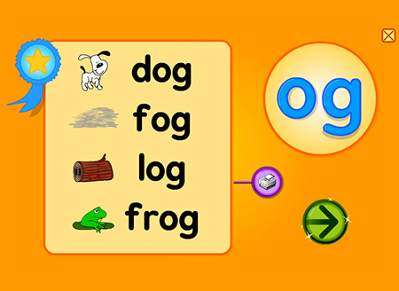 Don't be a bump on a lOG! Make words with -og!