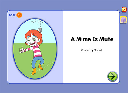 A Mime is Mute