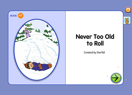 Never Too Old to Roll