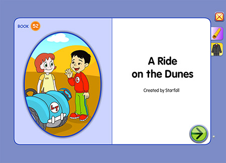 A Ride on the Dunes