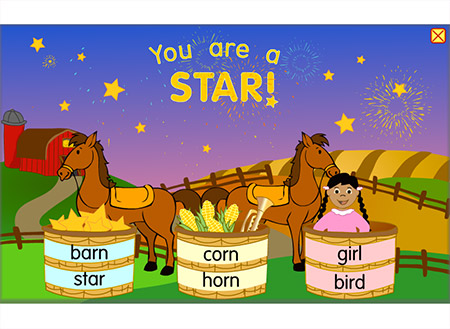 You're a staR!