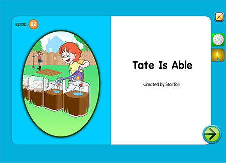Tate is Able