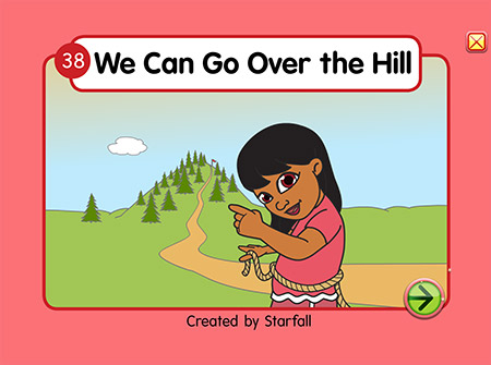 We Can Go Over the Hill