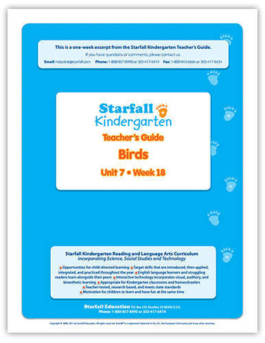 photo relating to Starfall Printable known as Starfall Instruction Kindergarten ELA Curriculum (Very first Model)