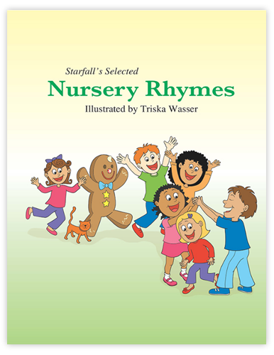 Selected Nursery Rhymes screenshot