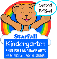 Kindergarten E L A second edition