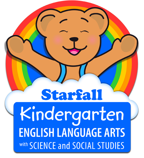 picture relating to Starfall Printable known as Starfall Training Kindergarten ELA Curriculum (Initial Model)