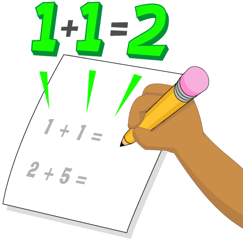 math worksheets icon